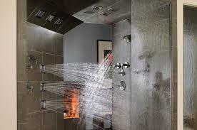 Many homeowners say their number one home remodeling desire is a spa-like  feeling in their master bath. For most, it's all about the shower.