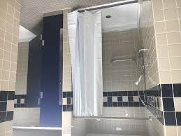 Indian Hills Boys Locker Room Renovation Project RIHRHSD - Bathroom locker