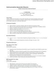 Communication Skills List For Resume Russiandreams Simple Resume Communication Skills