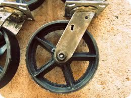 industrial furniture wheels. Antique Casters Vintage Industrial Furniture Throughout Idea 2 Wheels E