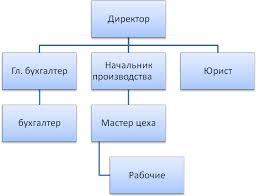 Отчет по пратике ООО Зара Рисунок 1 Схема управления на предприятии ООО Зара
