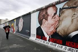 Resultado de imagen de muro de berlin actual