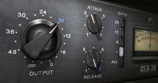 Audio Compression Chart The Ultimate Guide To Compression Black Ghost Audio