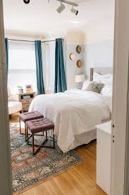 Julia Goodwinu0027s San Francisco Home Tour. Rug Placement BedroomBedroom  Furniture ...