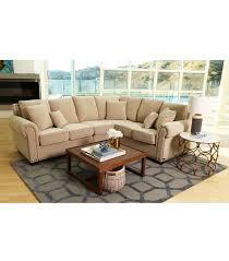 santa monica sectional ivory
