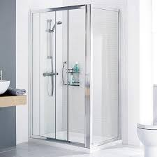 additional image for 1200x900 shower enclosure slider door tray right handed