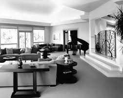 modern black white minimalist furniture interior. Mesmerizing Minimalist Black And White Room Decor With Low Profile Ikea Master Decorations Interior. Modern Furniture Interior K