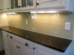 Recycled Glass Tiles Kitchen Backsplash Awesome Design