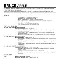 Example Of Chronological Order Resume Archives Resume Templates
