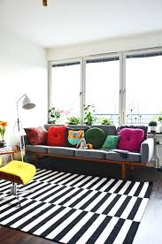 stockholm rug ikea eclectic decor living room design playroom ideas rug black white stripe stockholm rug stockholm rug ikea