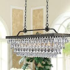 one allium way one allium way june 4 light crystal chandelier