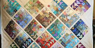 This Stunning Quilt is Far Easier Than It Looks - Quilting Digest & Geese Migration Quilt Adamdwight.com