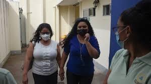 Veronica Chavez Rebukes Ortega Regime's Campaign against ...