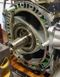 ロータリー エンジン
