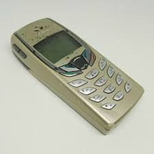 NOKIA 6510 MOBILE PHONE AS A PARTS ...