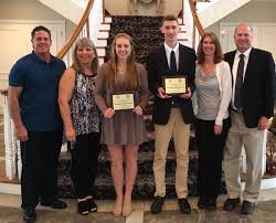 """Jonathan Law Athletics on Twitter: """"Congrats to Melanie Coleman and Ryan  Wasserman, our 2017 CIAC Scholar-Athletes… """""""