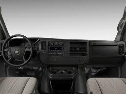 2011 Chevrolet Express Cargo - Information and photos - MOMENTcar