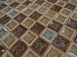 le glass tile ideas cabinet hardware room beautiful crushed glass tiles