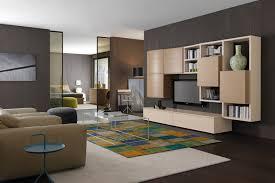 Arredamento salotto grande : Pareti attrezzate per soggiorno e librerie componibili napol