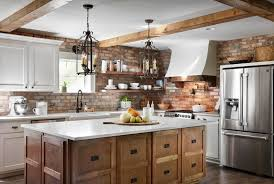 shelving kitchen ideas white kitchen cabinets wooden kitchen island white countertops wall mounted wooden shelves pendant