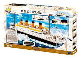 cobi historical collection r m s titanic