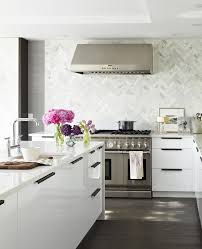 Marble Tile Backsplash Kitchen Marble Tile Backsplash Kitchen Contemporary With Ceiling Light
