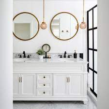 10 powder room mirrors ideas for your