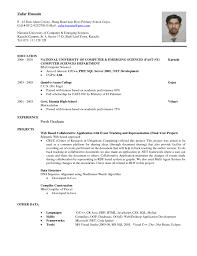 Cover Letter Sample Computer Science Samples Livecareer Cover