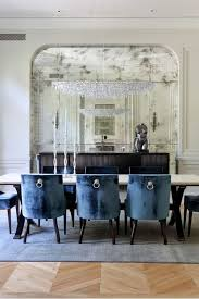 dining room wall decor with mirror. View In Gallery Modern Workout Room With A Huge Mirrored Wall For Functional Use Traditional Dining Decor Mirror