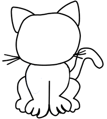 Small Picture Cats Coloring Pages Coloring Kids