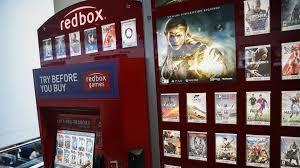 Own A Redbox Vending Machine Cool Netflix Has Put Redbox On Blockbuster's Road To Destruction