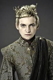 Caligula and Edward, Prince of Wales inspired Joffrey Baratheon