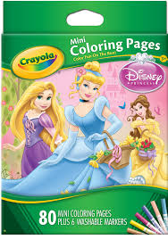 Small Picture Mini Colouring Pages Disney Princess Funskool India official