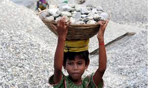 child labour engaged in road works odisha watch child labour engaged in road works