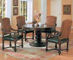 round kitchen table decor ideas. Impressive Dining Room Decoration With Various Pedestal Table : Gorgeous Small Round Kitchen Decor Ideas