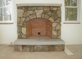 Fascinating Fieldstone Fireplace Images Ideas ...