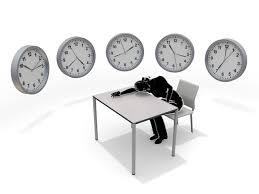 仕事残業日常時間に追われる 人物イラスト シルエット 無料素材