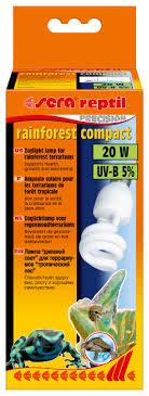 <b>Лампа</b> 20 Вт <b>Sera</b> Rainforest Compact (32020) — Освещение ...