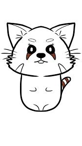 レッサーパンダちゃんどやネコnote
