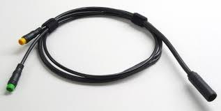 make a custom made wiring harness fig 1 bafang bbs01 bbs02 bbshd custom modified wiring harness