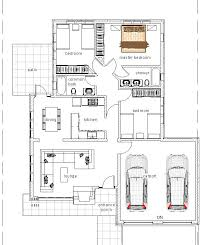 3 bedroom bungalow plan kenyan architect
