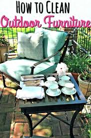 how cleaning outdoor cushions with vinegar to clean patio set mildew cleaning outdoor cushions