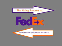 The Hiring Process At Fedex From Application To Interview
