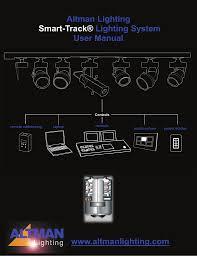 Smart Track Lighting Altman Lighting Smart Track Lighting System User Manual Www