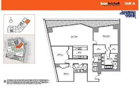 Icon Floor Plan Part  21 Icon Las Olas Floor Plans Unit C  Home Icon Floor Plans
