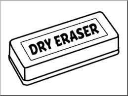 eraser clipart black and white. Simple Clipart Clip Art Dry Eraser Bu0026W I Abcteachcom  Preview 1 With Clipart Black And White