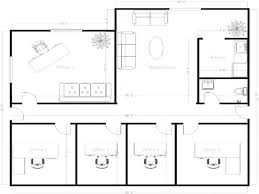 small office floor plan. Small Office Building Plans Commercial Floor Design Business Plan Free Home C