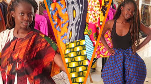 Ghana Latest Fashion Designs We Met An African Fashion Designer From Ghana