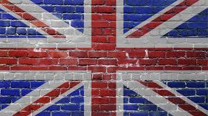 Download Union Jack Wall Bricks 1280 X 720 Wallpapers - 2001213 - art paint  wall bricks flag | mobile9