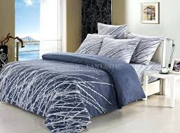 duvet cover tree print palm covers